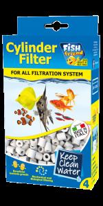 Cilindretti filtranti per filtro